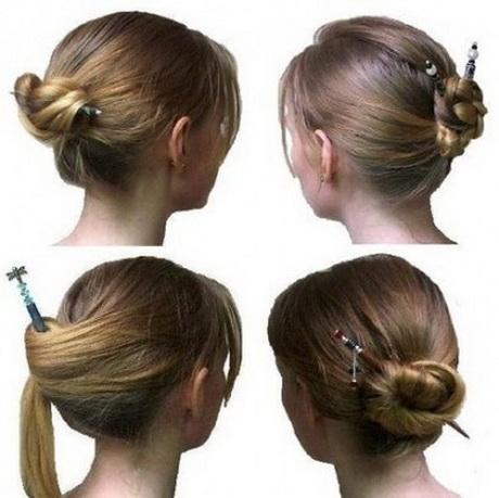 Acconciare i capelli