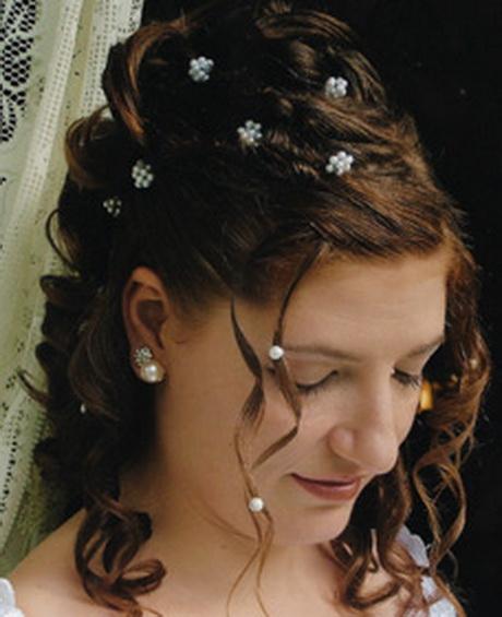 Galerry acconciatura capelli ricci sposa