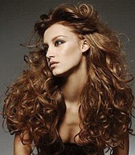 Acconciature capelli crespi