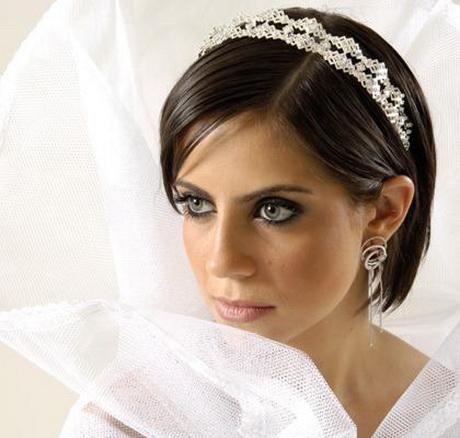 Acconciature matrimonio capelli corti