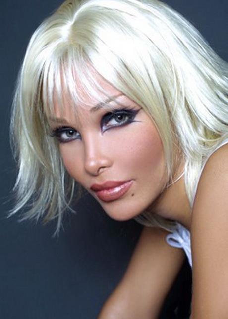Capelli bianchi - Bagno di colore copre i capelli bianchi ...