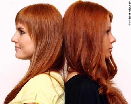 Colori capelli biondo rame