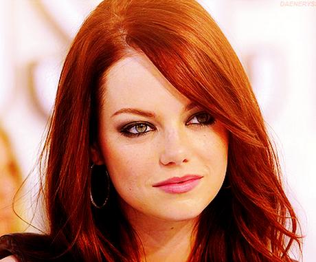 Foto capelli rossi
