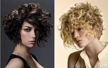 Idee tagli capelli ricci