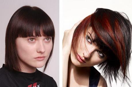 Sfumatura capelli donna