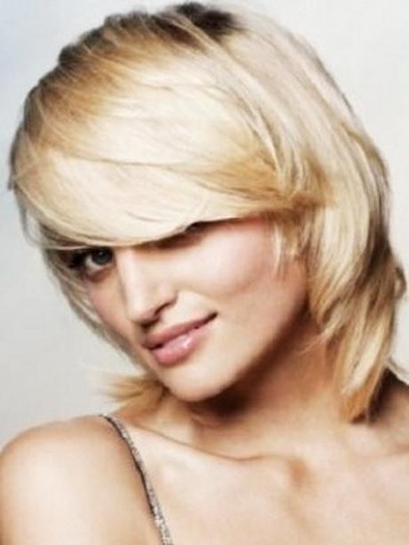 Tagli capelli corti per donna - Quelle couleur faire sur des meches blondes ...