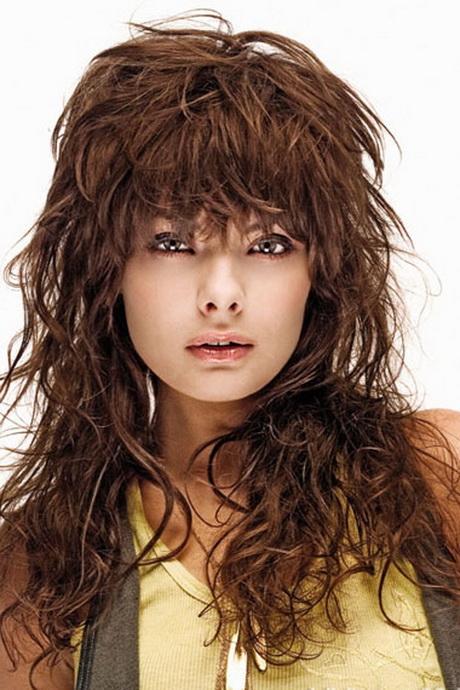 Tagli capelli mossi lunghi