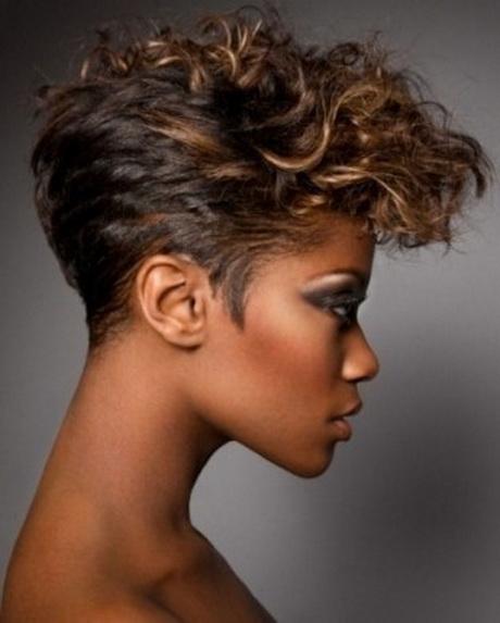 Tagli cortissimi per capelli ricci