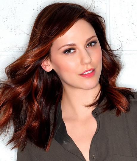 Tagli e colori di capelli 2015