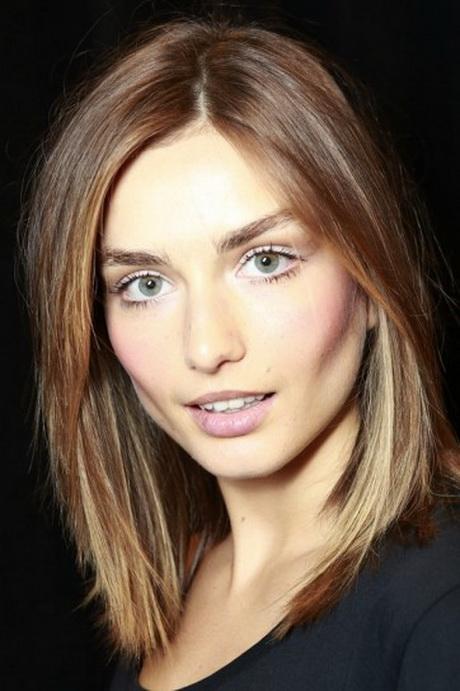 Tagli per capelli medi lisci
