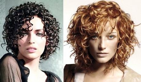 Tagli per capelli ricci donna