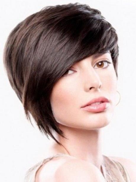 Taglio capelli asimmetrico corto