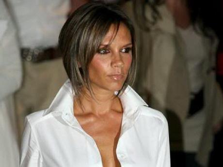 Victoria beckham tagli di capelli