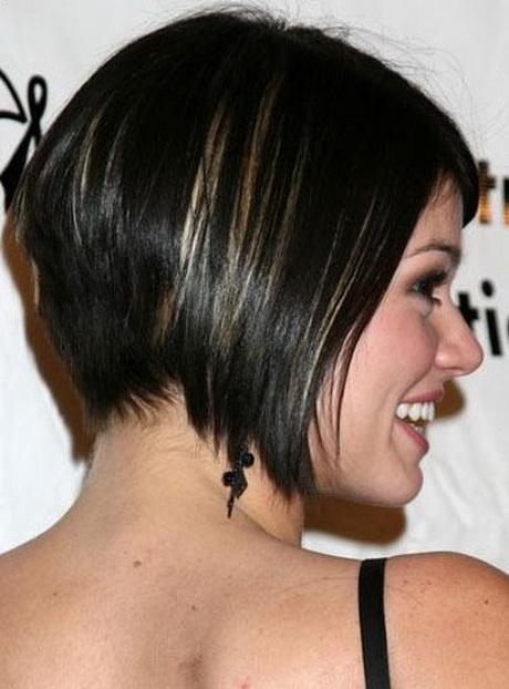 Taglio capelli corto dietro