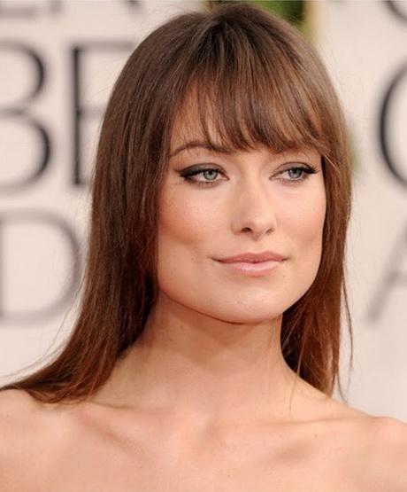 Olivia wilde fringe taglio capelli frangia copia dalle celebrities il