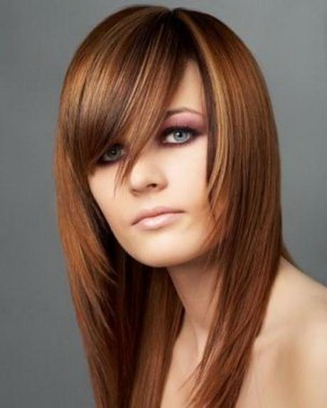 Taglio capello lungo