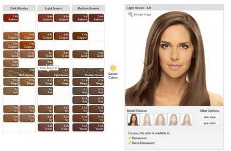 Colore per capelli naturale