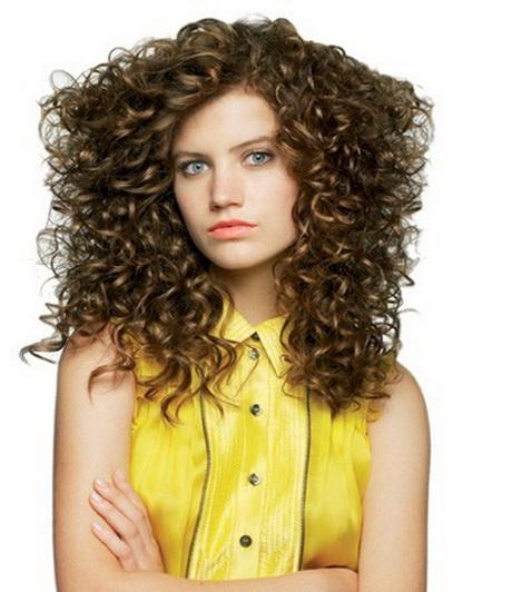 Permanente capelli medi