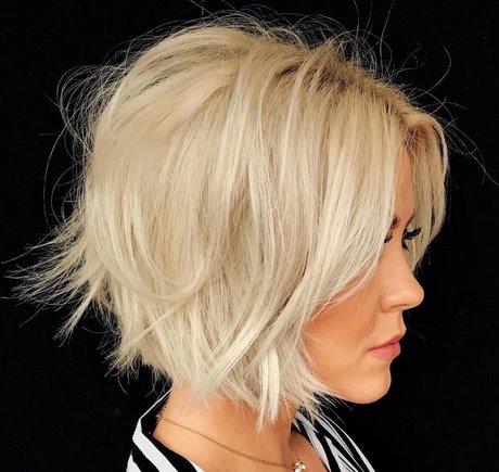 Nuovo taglio di capelli 2019