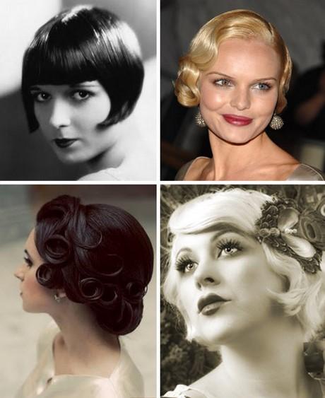 Acconciature capelli anni 20