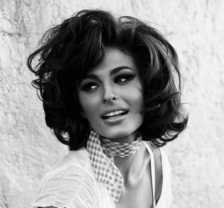 Tagli di capelli anni 60