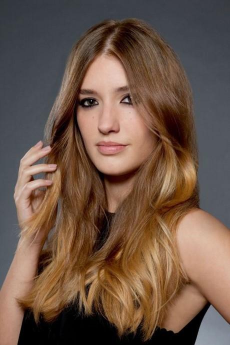 Colore capelli castano - Bagno di colore copre i capelli bianchi ...