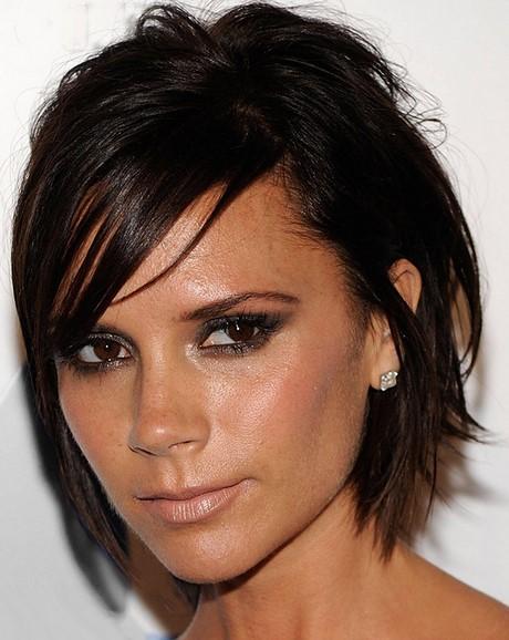 Taglio di capelli femminile medio corto