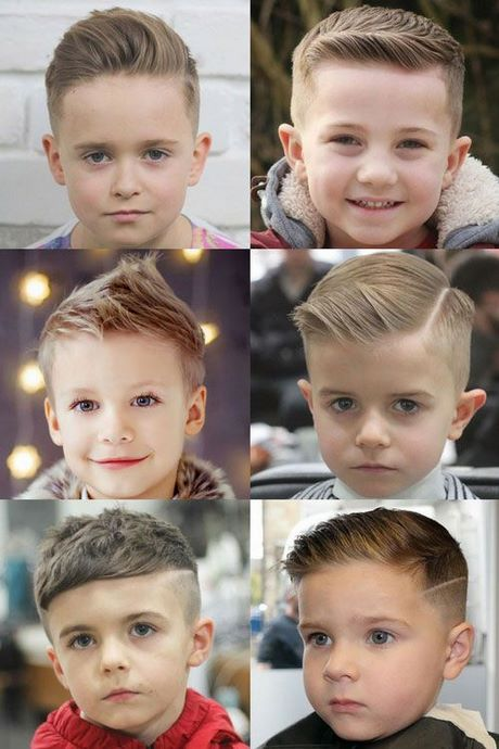 Tagli capelli bambini maschi 2020