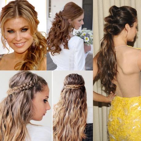 Pettinature donna capelli lunghi