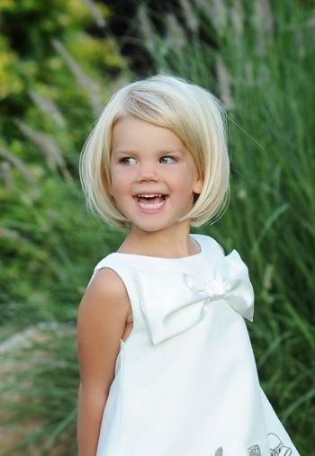 Foto tagli capelli corti per bambina - Coupe petite fille 4 ans ...