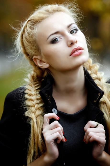 Tutti i tipi di trecce per capelli - Diversi tipi di trecce ...