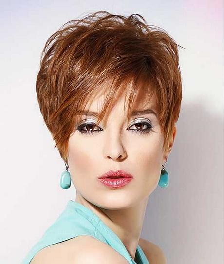 Tagli corti di capelli per donne
