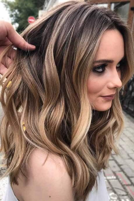 Immagini di capelli ondulati