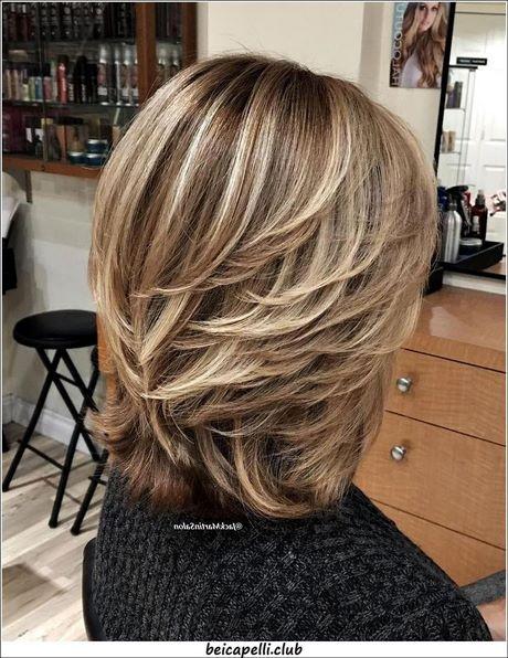 Tagli moderni capelli donna