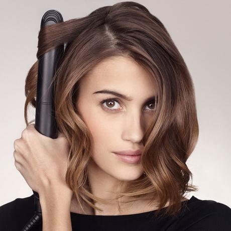 Capelli mossi con la piastra for Piastra per capelli mossi