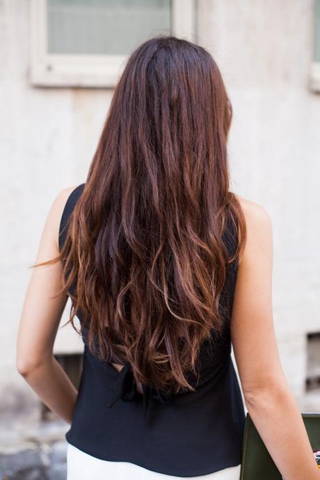 Capelli ondulati senza ferro for Piastra per capelli mossi