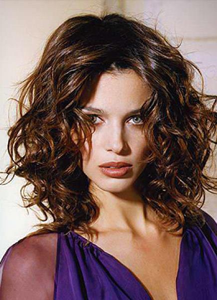 Permanente capelli mossi - Diversi tipi di permanente riccia ...