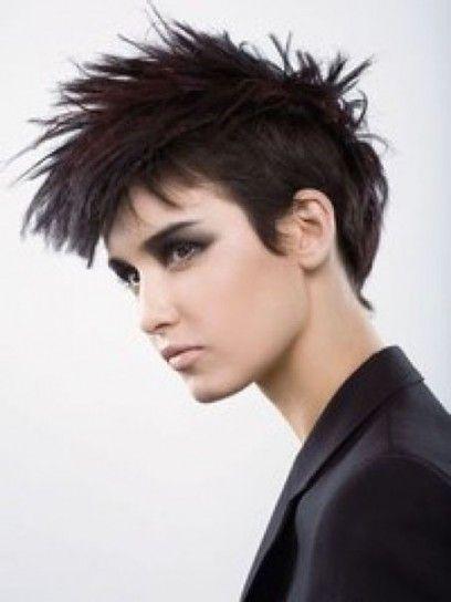 Tagli di capelli punk