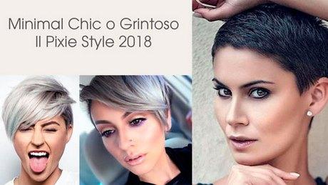 Tagli capelli corti donna 2018 2019