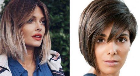 Taglio capelli 2018 2019 donna