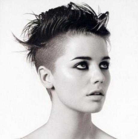 Immagini tagli di capelli femminili corti