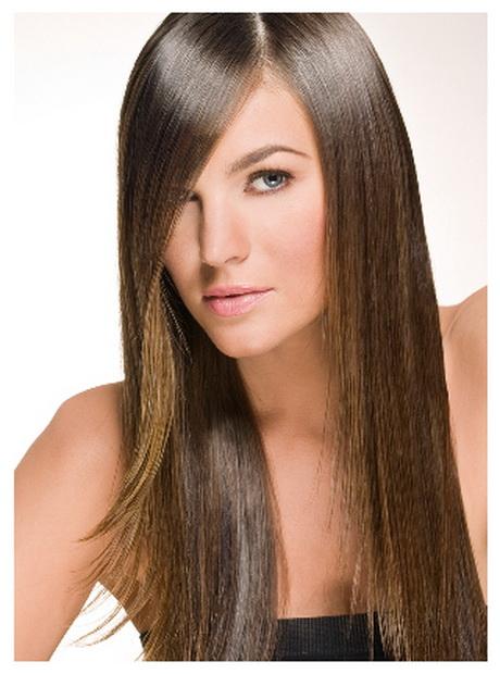 Tagli capelli dritti