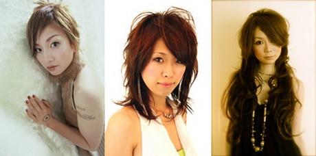 Tagli capelli giapponesi