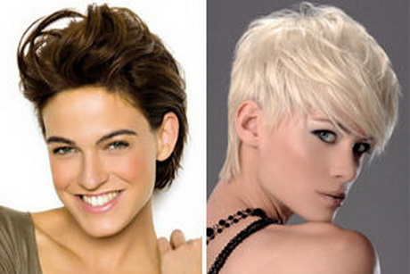 Taglio capelli corti donna 2014