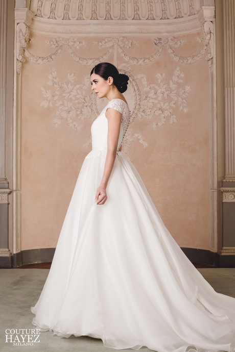 Pettinature sposa 2020