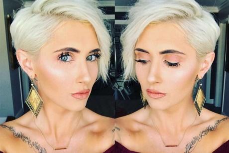 Taglio capelli corto donna 2018