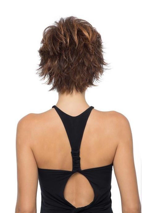 Foto tagli capelli corti visti da dietro
