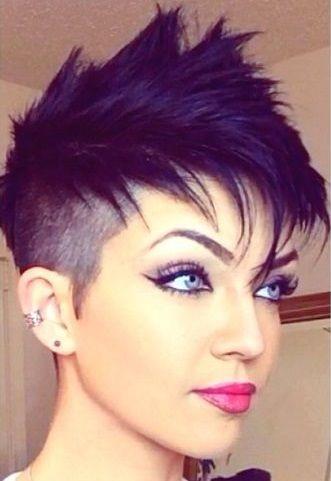 tagli  capelli corti particolari