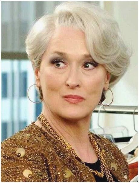 Taglio capelli signora 60 anni
