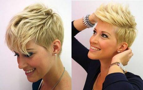 Tagli capelli rasati femminili